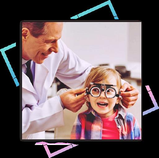 معاینه کامل چشم پزشکی   دکتر گلدیس اسپندار چشم پزشک فوق تخصص  قرنیه فاطمی گیشا امیرآباد