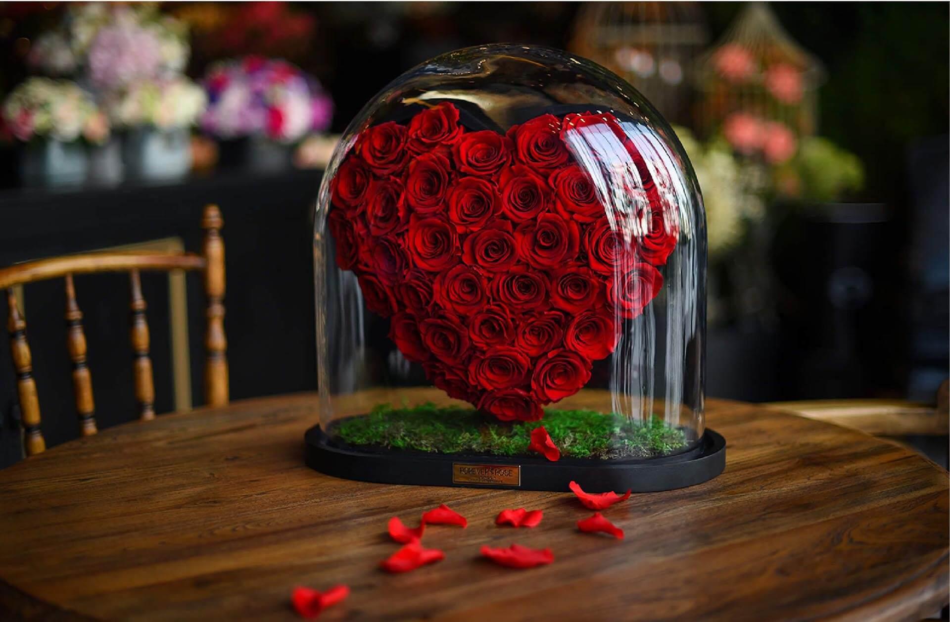 Forever Roses INTL