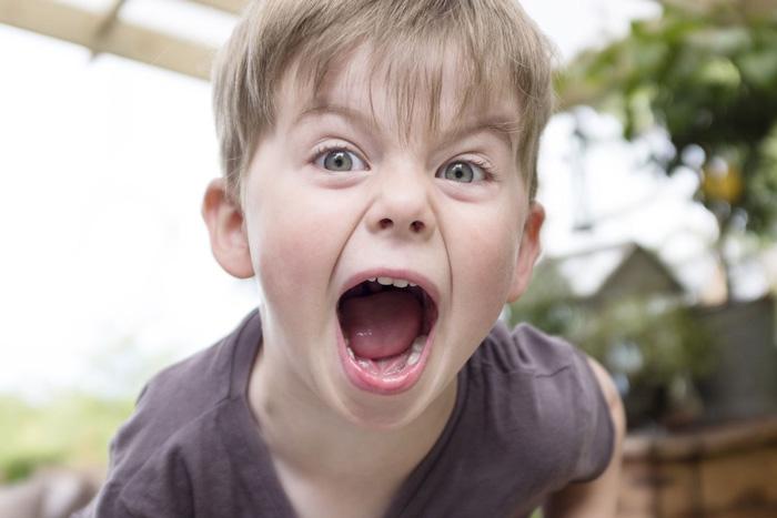 چرا کودک من پرخاشگر است؟+ 9راهکار درمانی